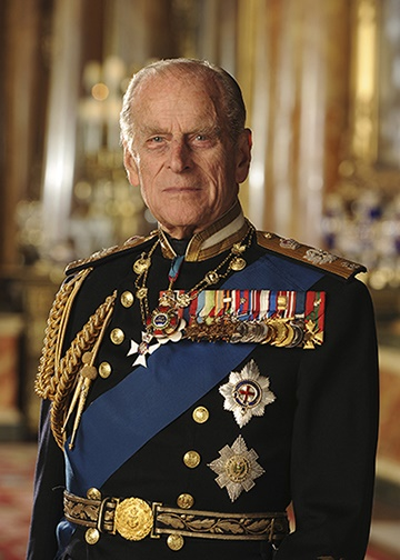 The Chairman of Cuxton Parish Council expresses sympathy to her Majesty on the sad loss of His Royal Highness the Duke of Edinburgh